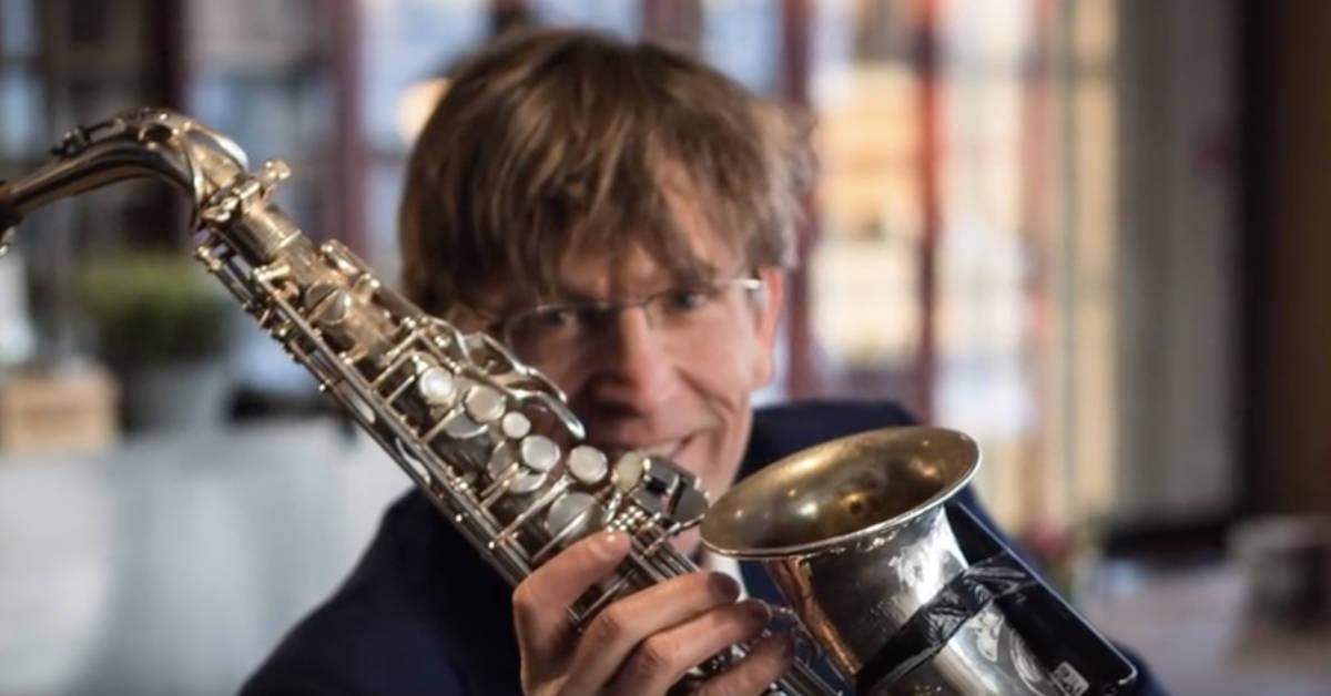 michael hornstein Saxophonist München Event