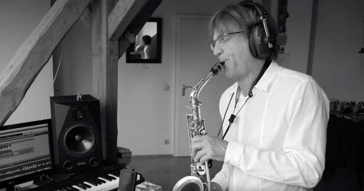 München Saxophonist Event Saxophonist Hochzeit Saxophonist und DJ